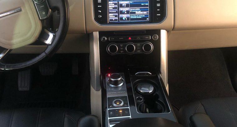 Range Rover Vogue 2013