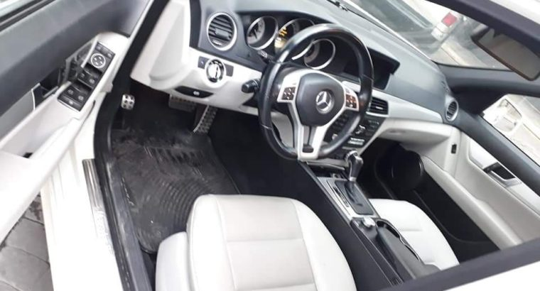 Mercedes C 250 AMG