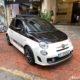 Fiat 500c Abarth 2012 Cabrio