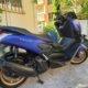N Max Motorcycle