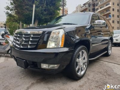 Escalade model 2007