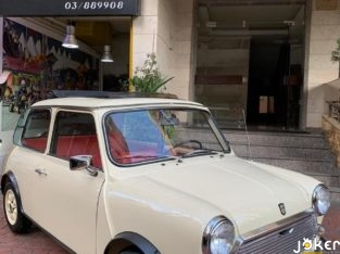 Mini Cooper Clubman 1100 MY 1981