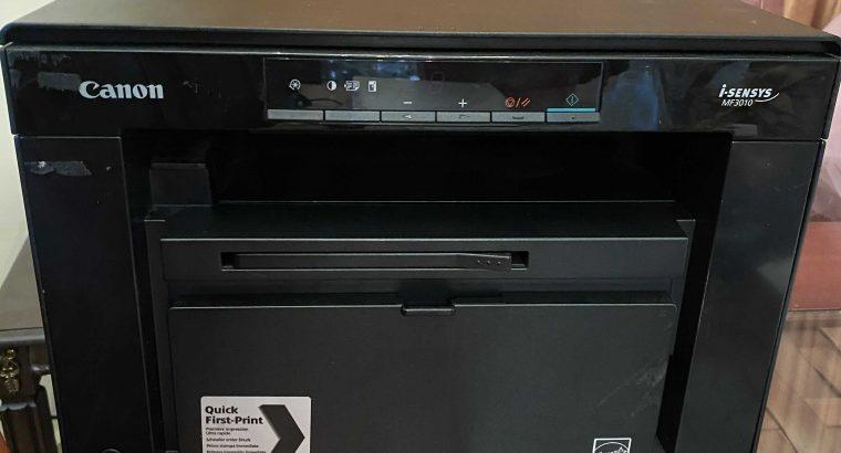 printer canon lazer. i-sensys